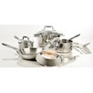 Performance Stainless Steel 10-piece Cookware Set