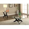 17 Stories Colmont Contemporary 2 Piece Coffee Table Set