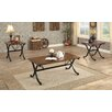 17 Stories Colleton Transitional 3 Piece Coffee Table Set