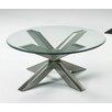 Diva Glass Contemporary Coffee Table 344 11382