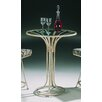 Pedestal Round Pub Table Table Height Counter Height Metal Topaz 365 - 13978