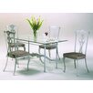 Princeton Rectangular Counter Height Dining Table Set 354 2119