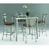 Parsons Counter Height Dining Table Set