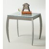 Optimal Talon Contemporary End Table Metal Topaz as shown 256 472