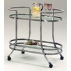 Oval Serving Cart Metal 1066 - 57