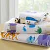 Wildkin Olive Kids Endangered Animals 210 Thread Count 100% Cotton Sheet Set - Sheets And Sheet Sets Baby Bedding