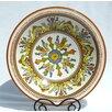 Le Souk Ceramique-sauvage Design Square Plates (set Of Four)