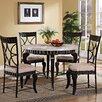 Lorencia Round Dining Set 523 - 15443