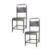 17 Stories Stubbs Side Chair