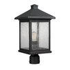 17 Stories Leroy 1 Light Glass Shade Lantern Head