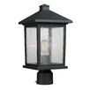 17 Stories Leroy 1 Light Lantern Head
