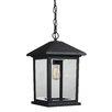 17 Stories Leroy Contemporary 1 Light Outdoor Hanging Lantern