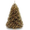 Rocky Ridge 7' Green Pine Artificial Christmas Tree with 650 Clear Lights and Stand
