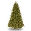 7.5' Green Scranton Fir Artificial Christmas Tree with 750 Clear Lights and Stand