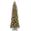 Colorado Spruce 12' Green Artificial Christmas Tree with 950 Clear Lights and Stand