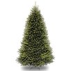 Dunhill Fir 10' Hinged Green Artificial Christmas Tree and Stand