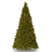 Fraser 10.5' Green Fir Artificial Christmas Tree with 1250 Clear Lights and Stand