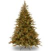 Fraser 9' Green Artificial Christmas Tree with 1500 LED Multi Lights and Stand