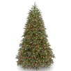 Jersey Fraser Fir 6' Green Artificial Christmas Tree with 650 Colored lights