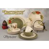 Signature Housewares-farmers Market Rooster 8.5 Salad Plate