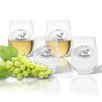 Carved Solutions Wine and Champagne Glasses