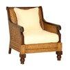 Padmas Plantation Trinidad Arm Chair in Natural Antique - Sofa and Chair Shop
