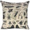 The Watson Shop Bugs Throw Throw Pillow - The Watson Shop Cushions