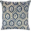 The Watson Shop Diamond Indigo Throw Pillow - The Watson Shop Cushions