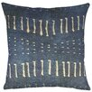 The Watson Shop Distressed Indigo Throw Pillow - The Watson Shop Cushions