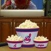Cleveland Indians Melamine Serving Bowl Set