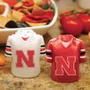 Nebraska Gameday Salt And Pepper Shakers