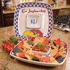 Kansas Gameday Chip And Dip
