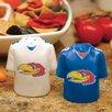 Kansas Gameday Salt And Pepper Shakers