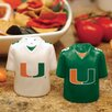 Miami Gameday Salt And Pepper Shakers
