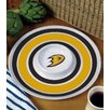 Nhl 14 Melamine Chip And Dip Team-columbus Blue Jackets