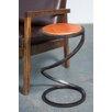 17 Stories Dyer Avenue End Table Color Copper