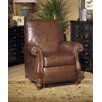 Bradington-Young Sheffield 3-Way Leather Recliner - Sofa and Chair Shop