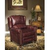 Bradington-Young Fischer High Leg Leather Recliner - Sofa and Chair Shop