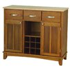 Buffet of Buffets Large Cottage Buffet TV Stand 1294 1224