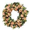 18 Ranunculus Wreath