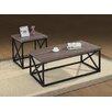 17 Stories McManus 3 Piece Coffee Table Set