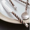Rope Copper Butter Knife (set Of 4)