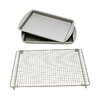 3 Piece Baking Sheet and Rack Set
