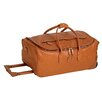 Life Leather Leather Wheeled Carry On Duffel 86 942
