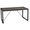 17 Stories Fayyaz Wood Top Dining Table