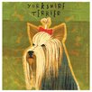 Yorkshire Terrier Occasions Coasters Set - Thirstystone Coasters and Trivets