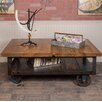 17 Stories Jambusaria Vintage Factory Coffee Table