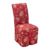 Bay Trading Couture Covers Skirted Slipcover for Parsons Chair - Sofa and Chair Shop