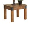 17 Stories Choncey End Table Color Brown