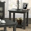 17 Stories Benefield End Table Color Gray
